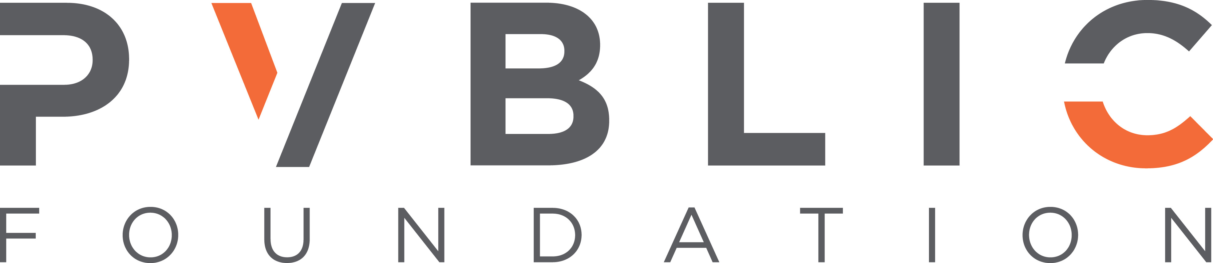 PVBLIC Foundation Logo
