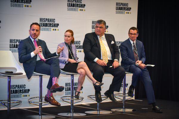 Hispanic Leaders at the Chicago Hispanic Leadership Summit