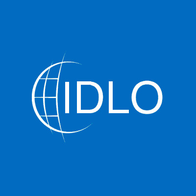 IDLO logo