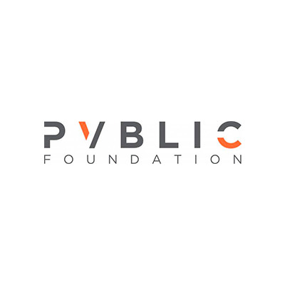 Pvblic Foundation logo