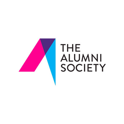 The Alumni Society logo