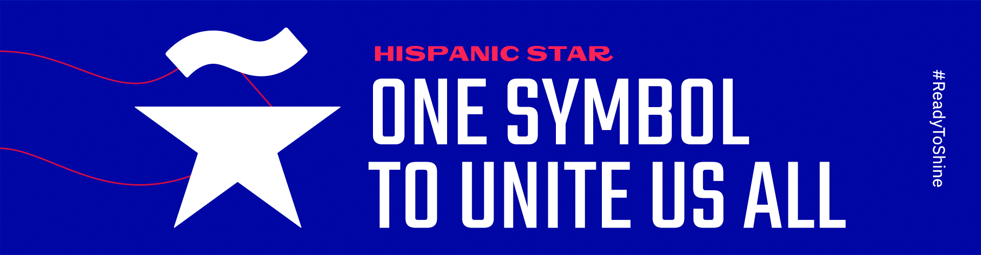 Hispanic Star banner